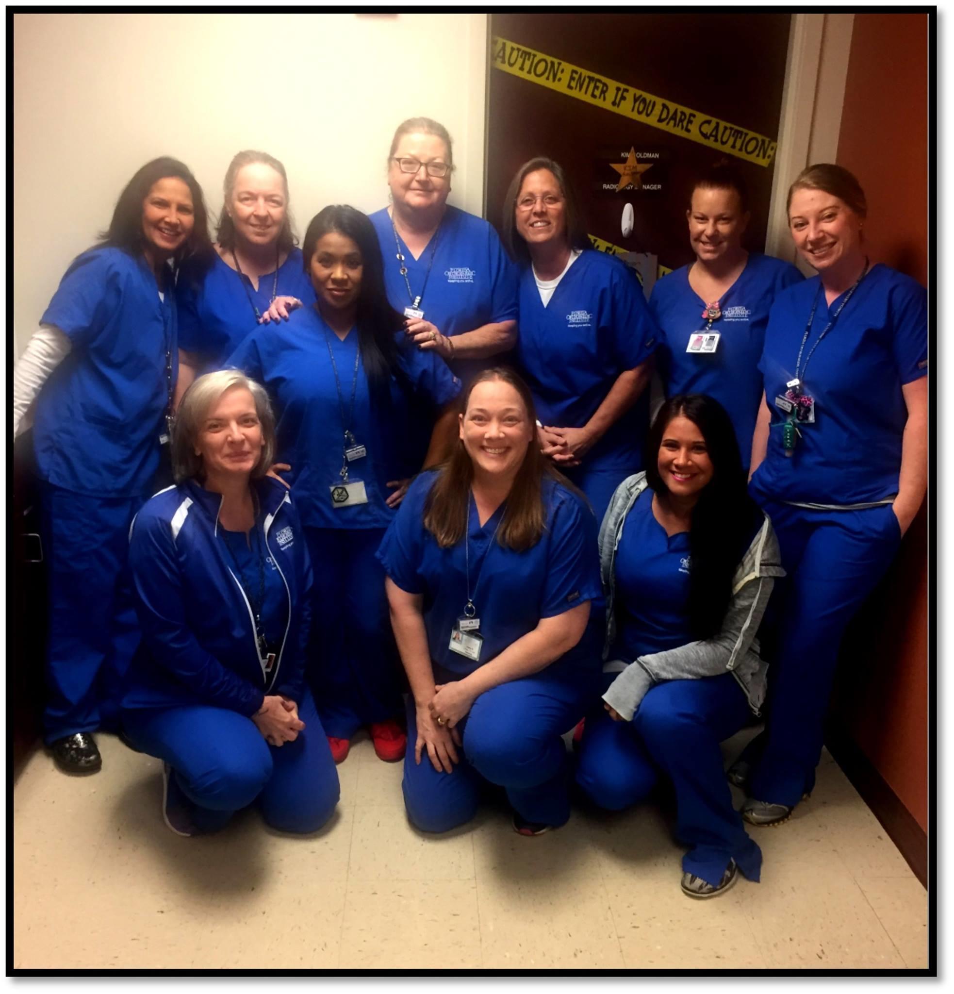 Florida Orthopaedic Institute Staff