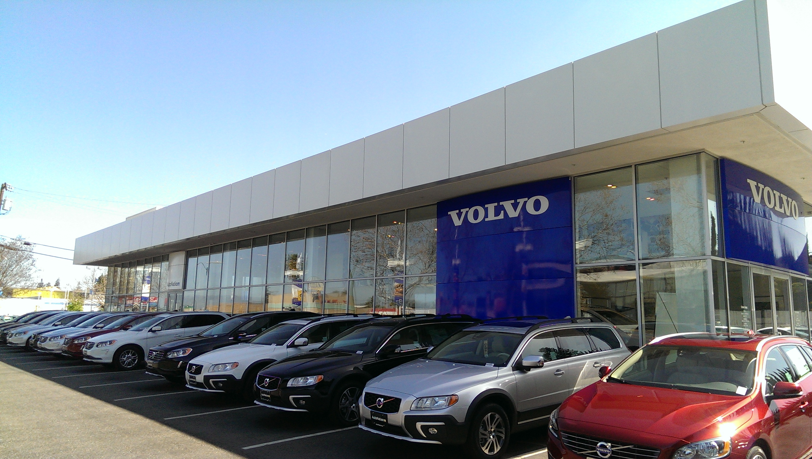 Autonation Volvo Cars San Jose San Jose California Ca