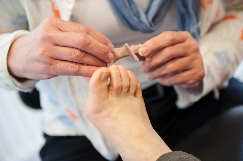 Podotherapie G J M Boot-de Vocht