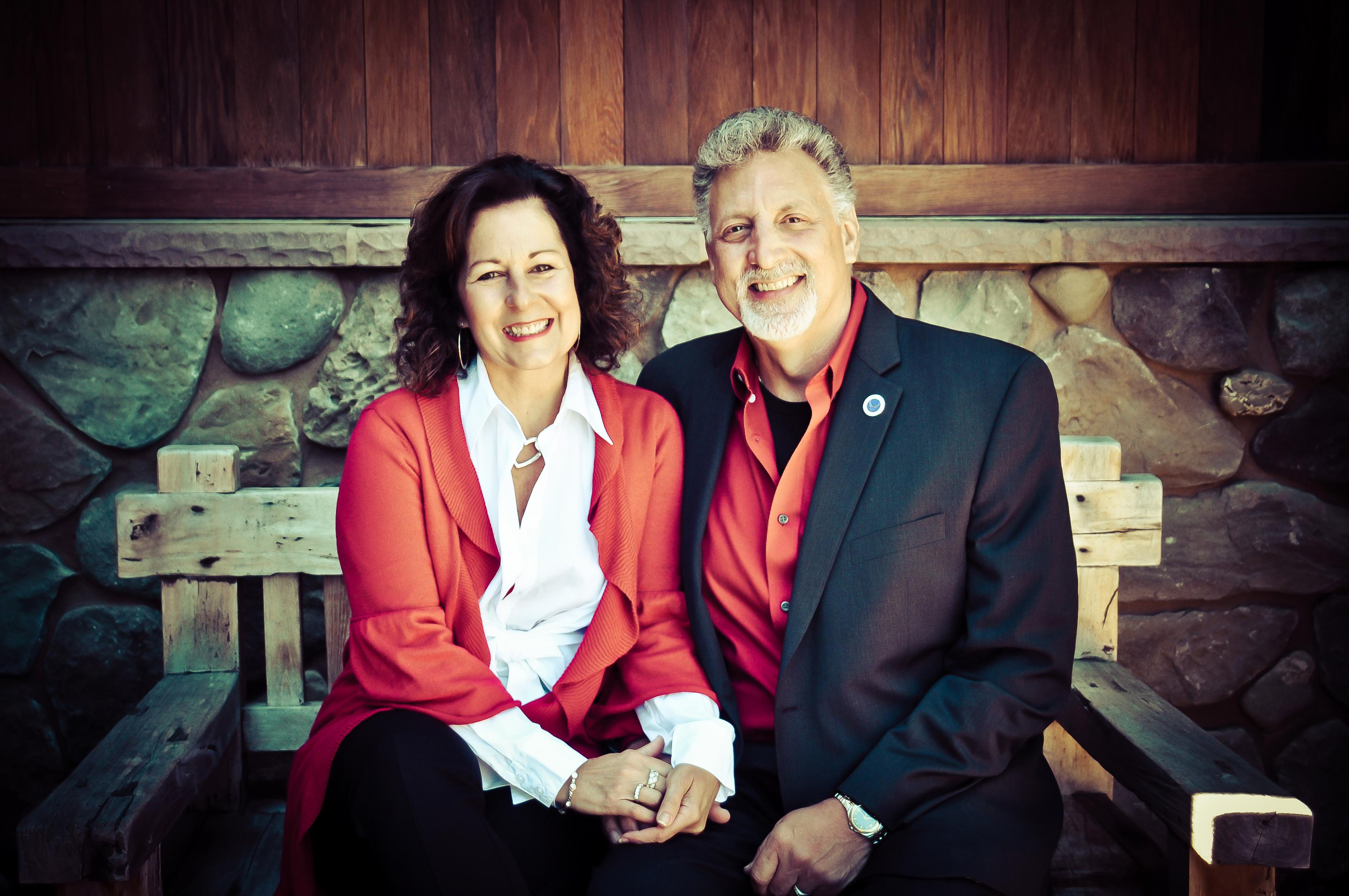 Cindy and Gene Williams