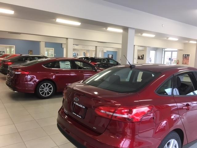 Magnuson Ford Sales Ltd