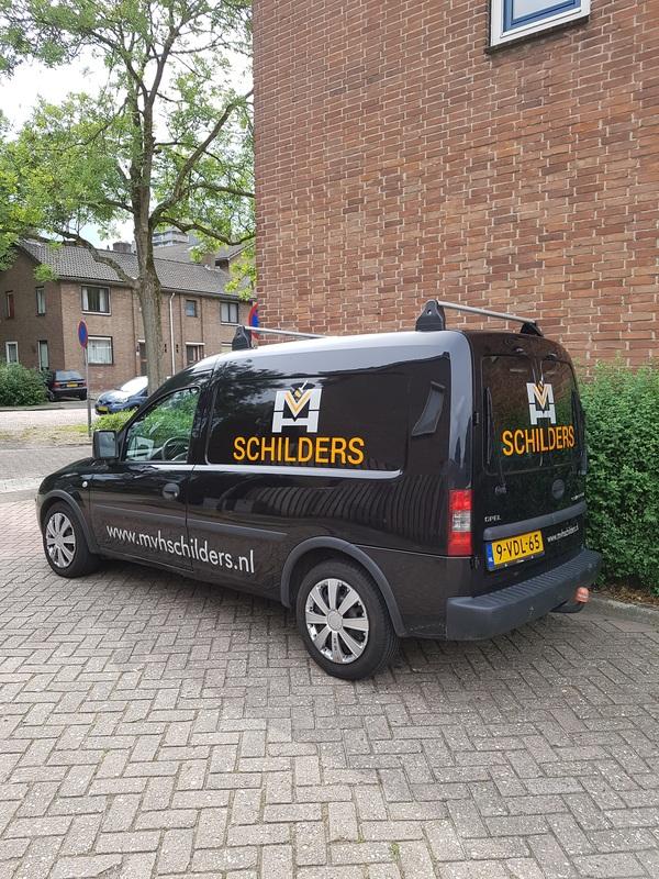 MvH Schilders