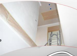 Koks Wand- en Plafondafwerking