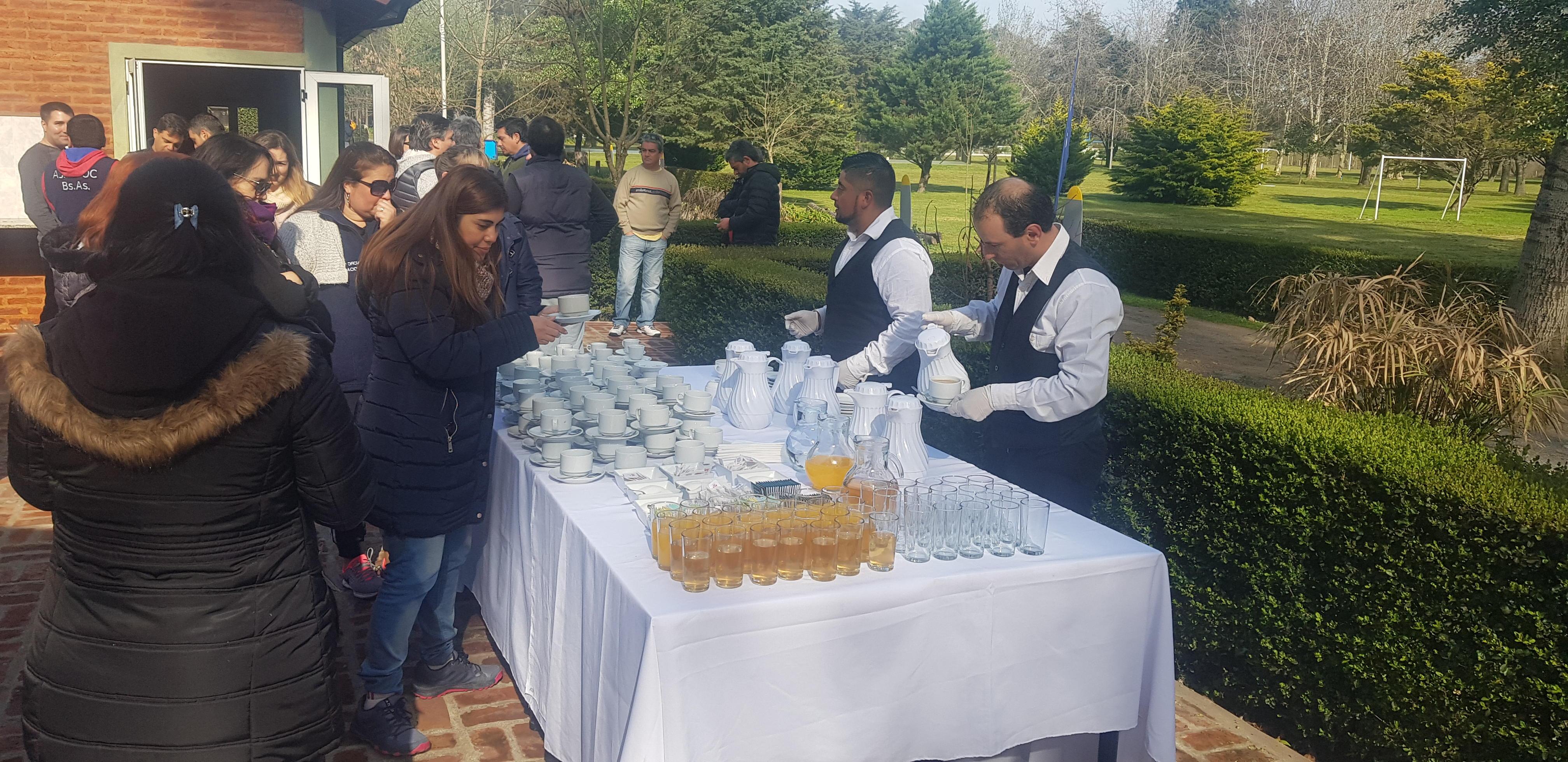 ORGANIZACIÓN DE EVENTOS & CATERING GONZALO MANZANO
