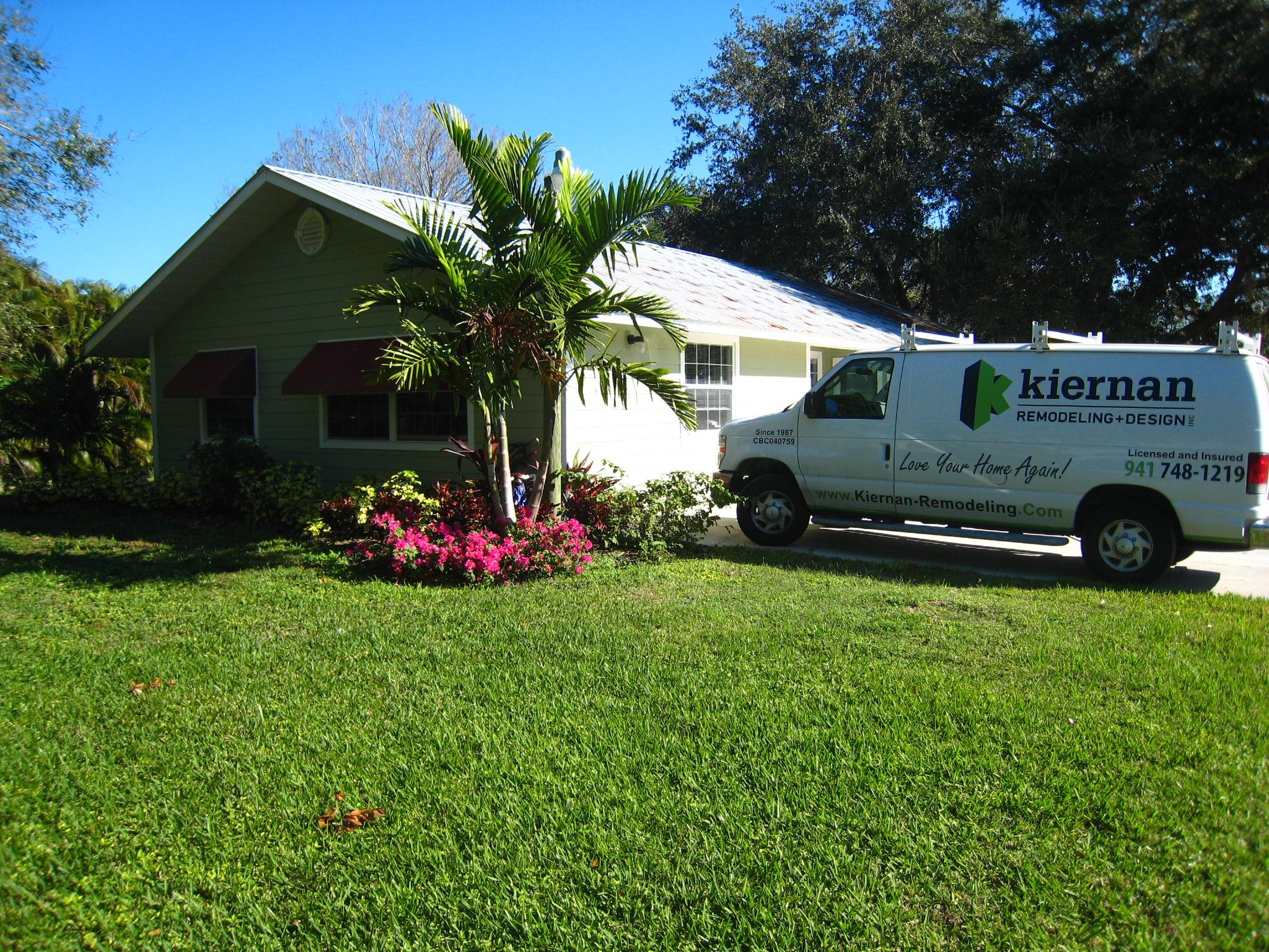 Kiernan Remodeling Amp Design Inc Bradenton Florida Fl