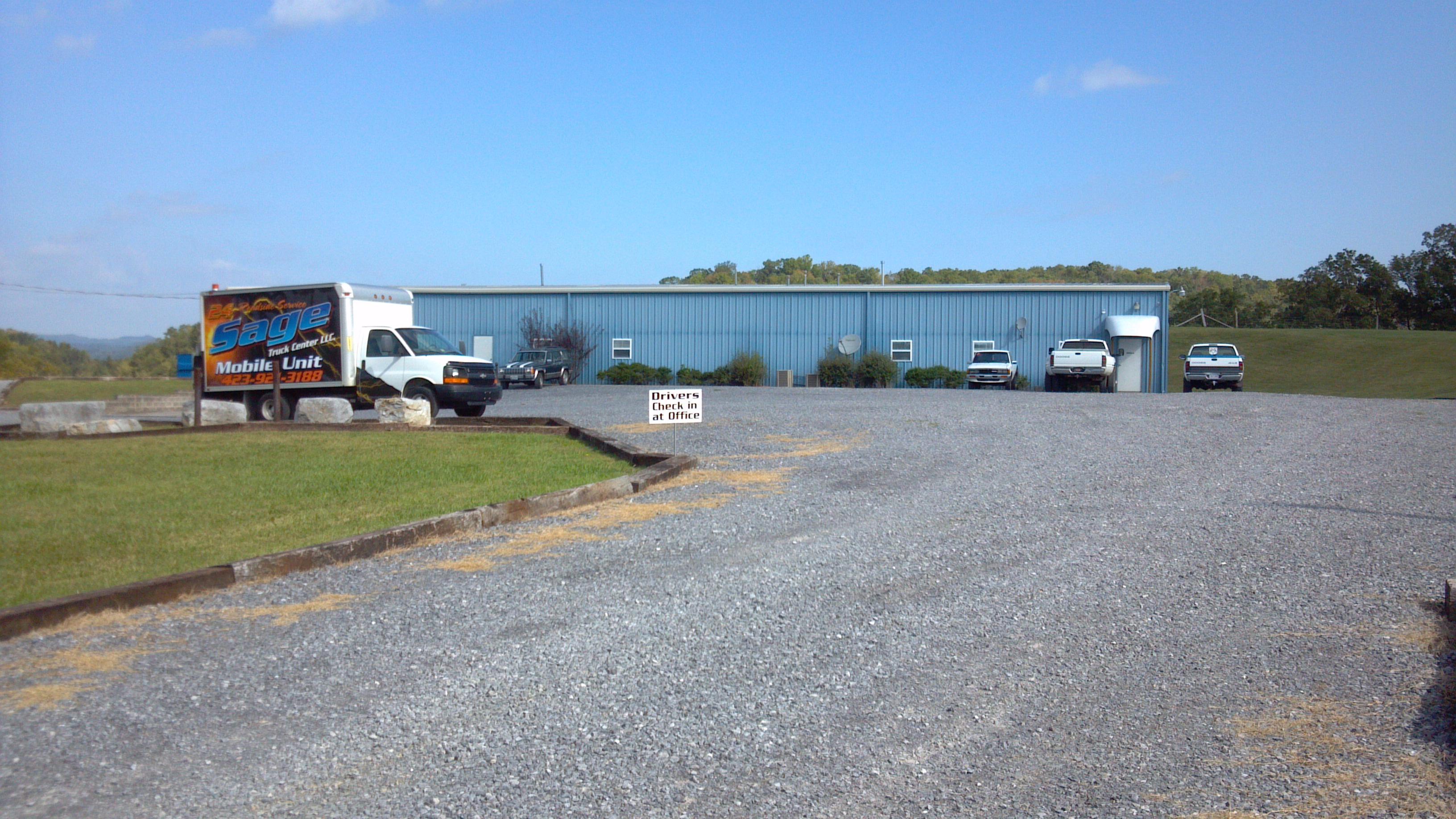 Sage Truck Center LLC