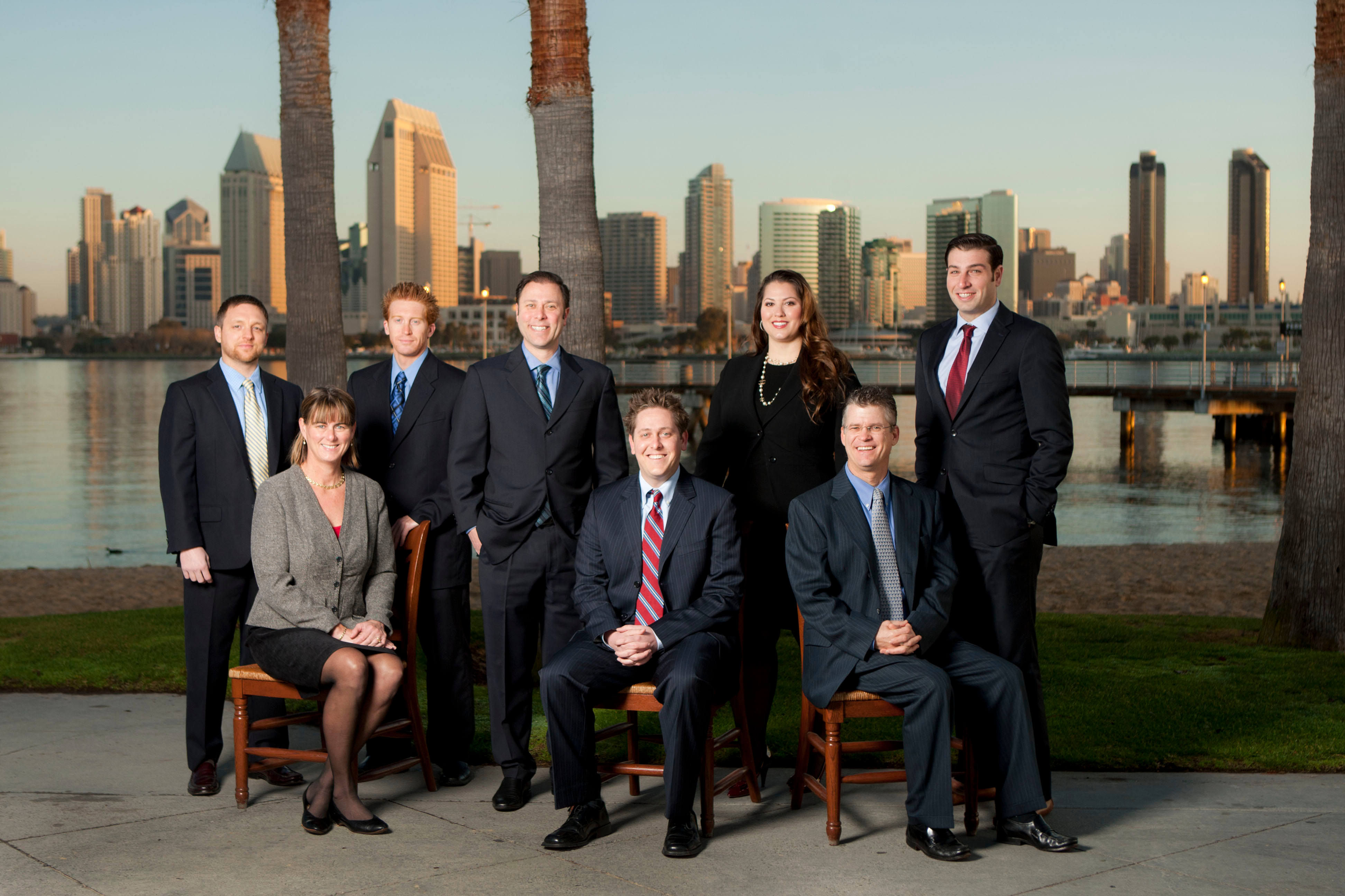 HIDEN, ROTT & OERTLE, LLP. Workers' Compensation & Personal Injury - ad image