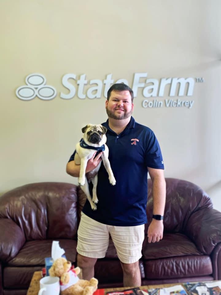 Colin Vickrey - State Farm Insurance Agent