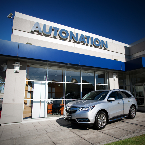 AutoNation Acura South Bay In Torrance, 25341 Crenshaw