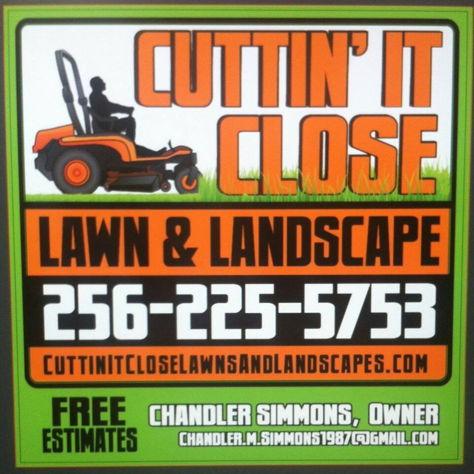 Cuttin' it Close Lawn and Landscape
