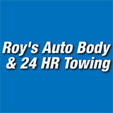 Roy's Auto Body & 24 Hr Towing