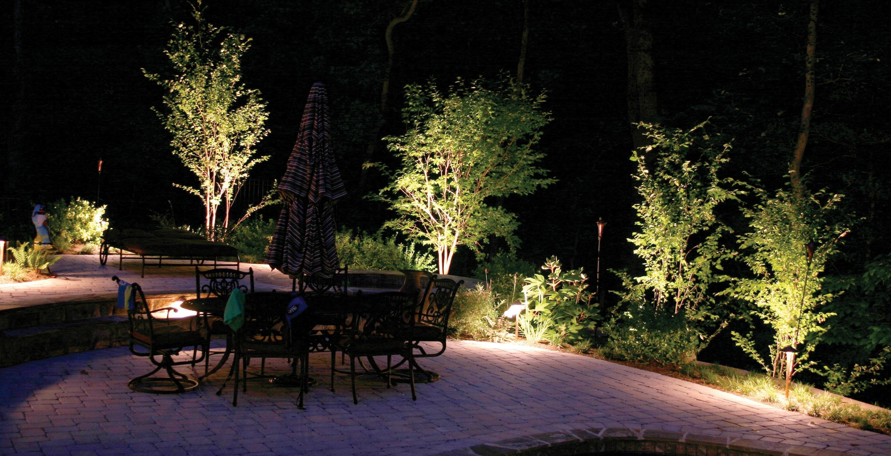 Landscape Lighting Inc Nj : Outdoor lighting perspectives of northern new jersey