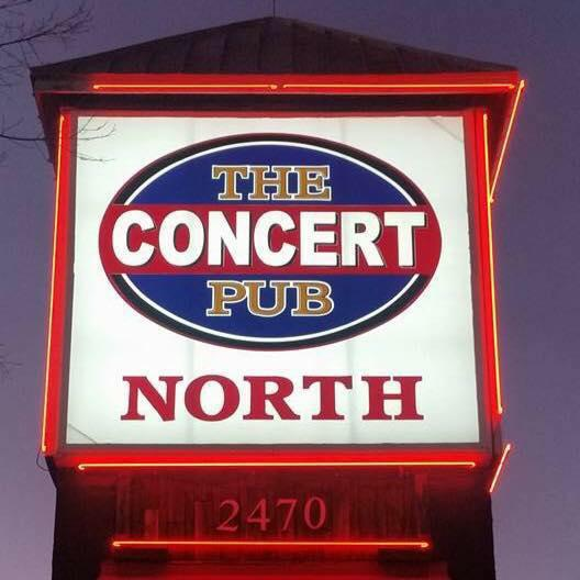 The Concert Pub North