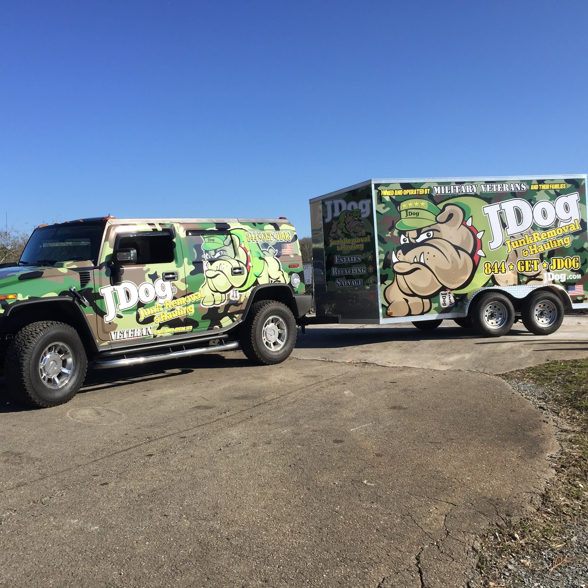 Jdog Junk Removal Amp Hauling Woodstock Coupons Near Me In