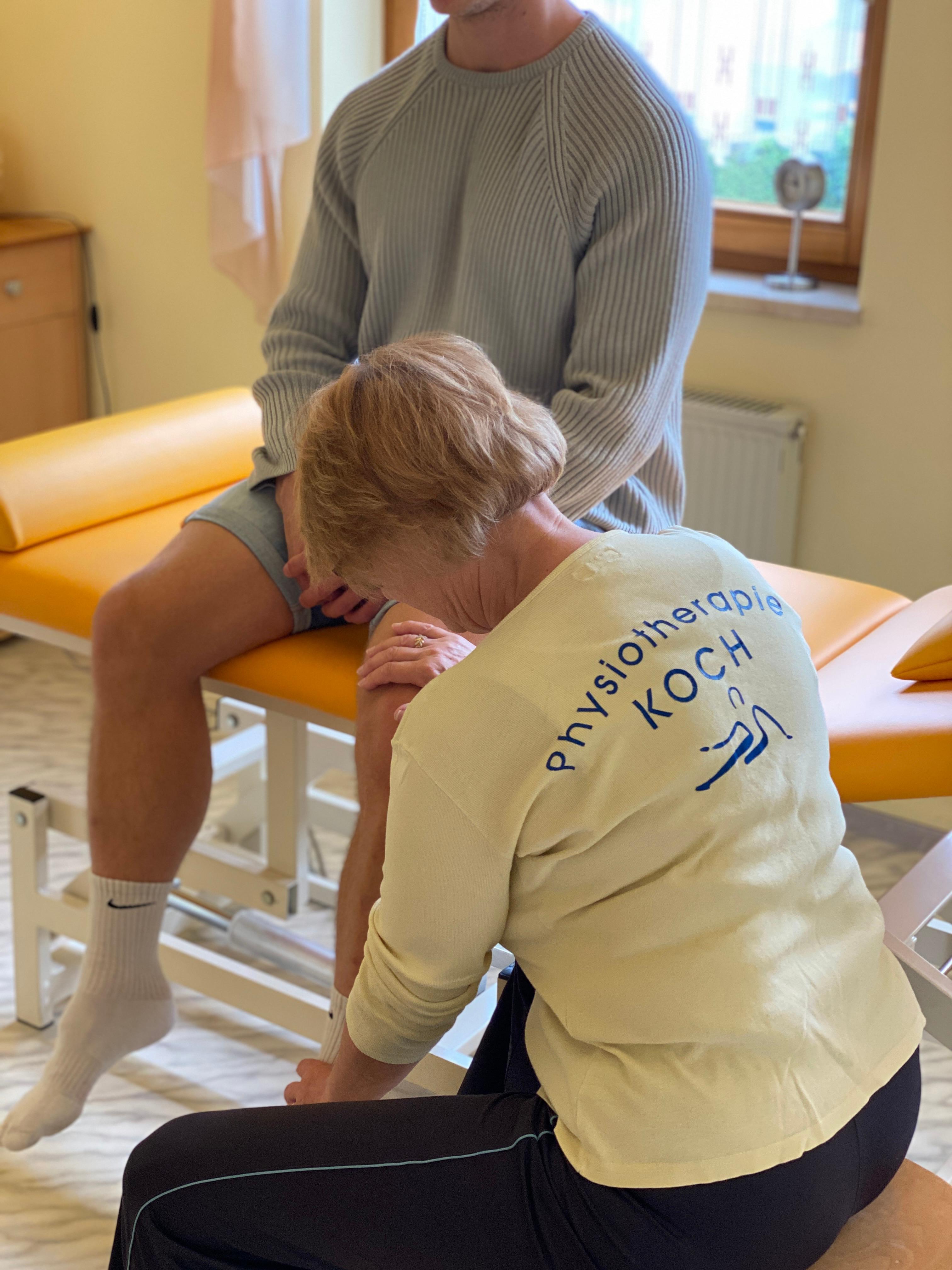 Physiotherapie & Krankengymnastik Koch