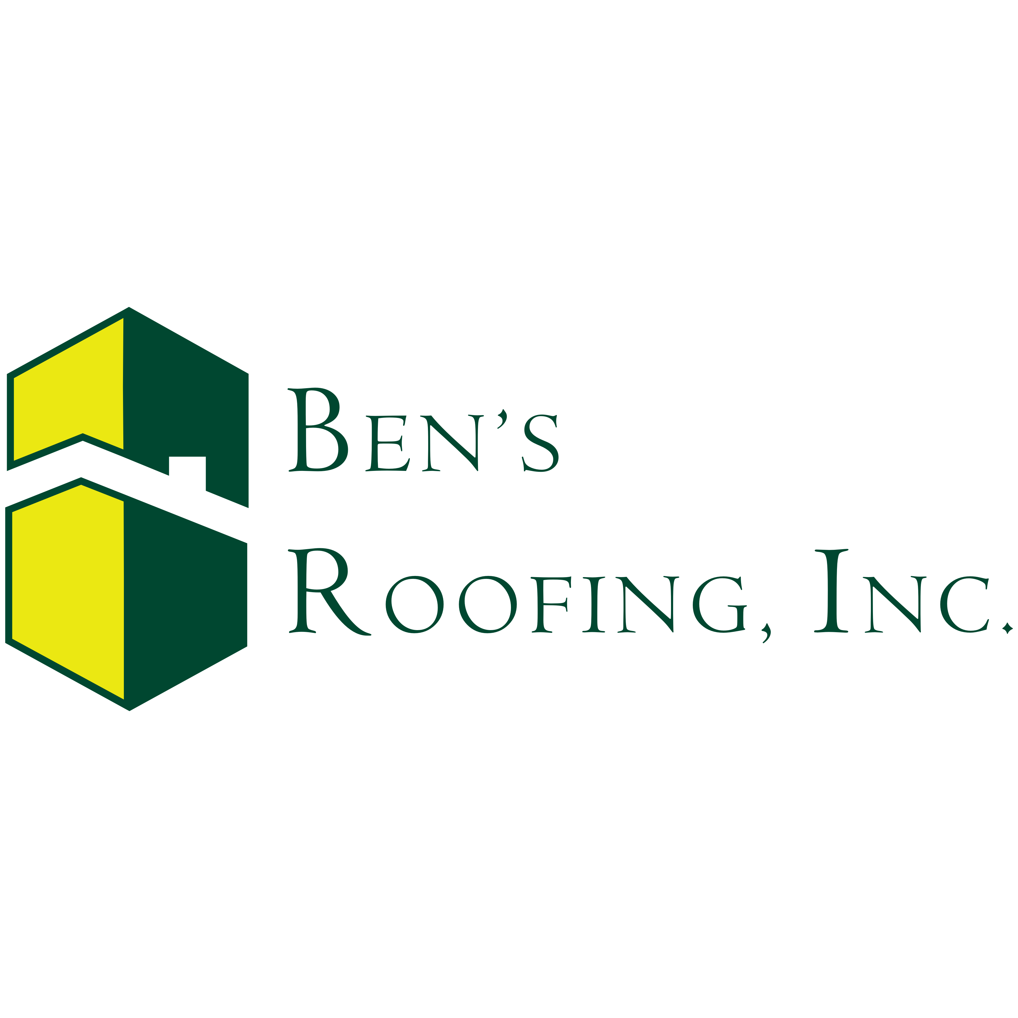 Ben 39 S Roofing Inc Oakland California Ca