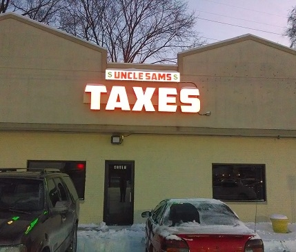 Uncle Sam's Tax Service