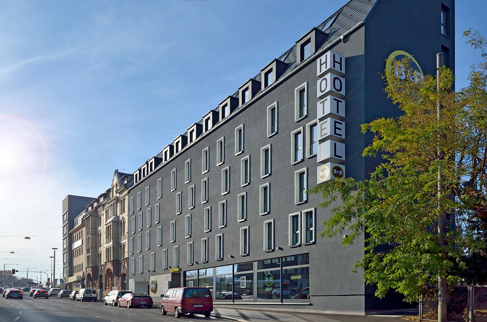B&B Hotel Stuttgart-Bad Cannstatt