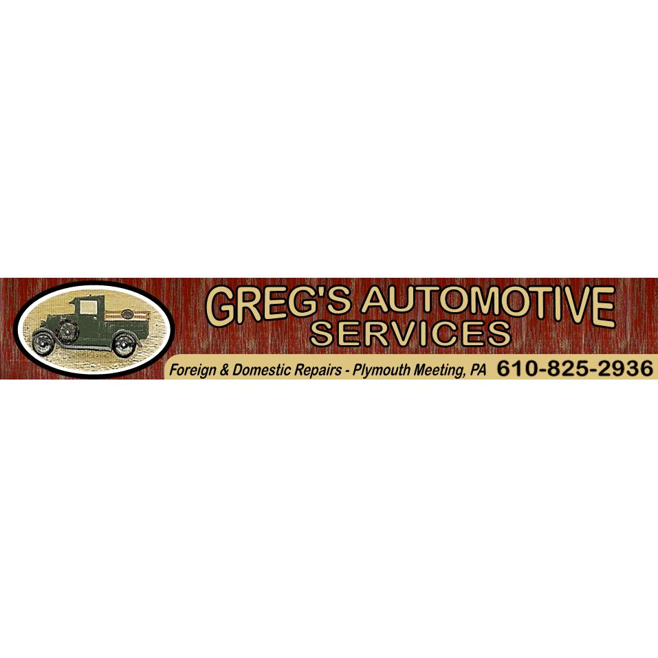 Greg S Automotive Services Plymouth Meeting Pennsylvania