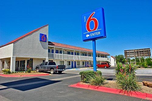 Motel  Amarillo Airport Amarillo Tx