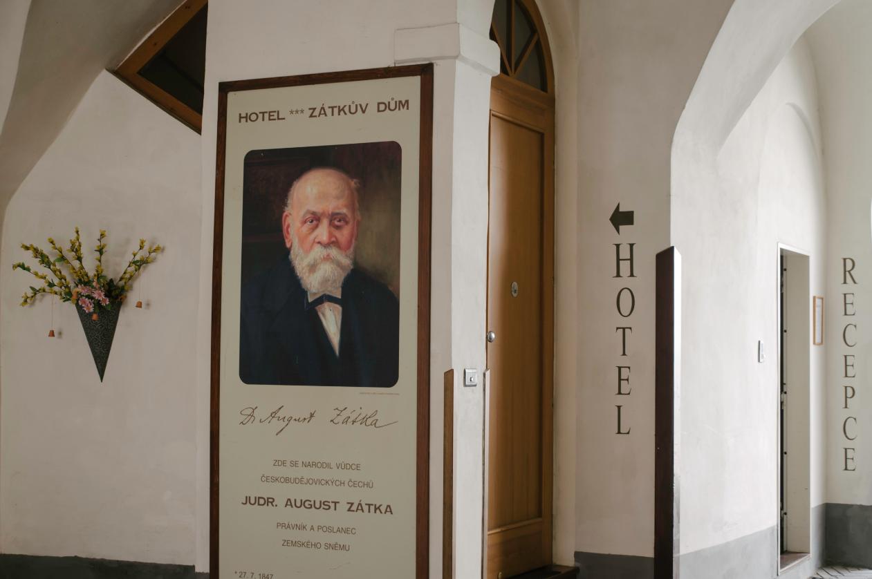 Hotel Zátkův Dům***