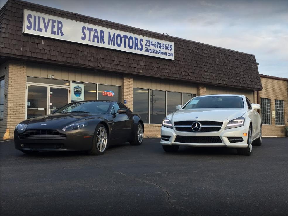 Silver Star Motors In Tallmadge Oh Autos Motor