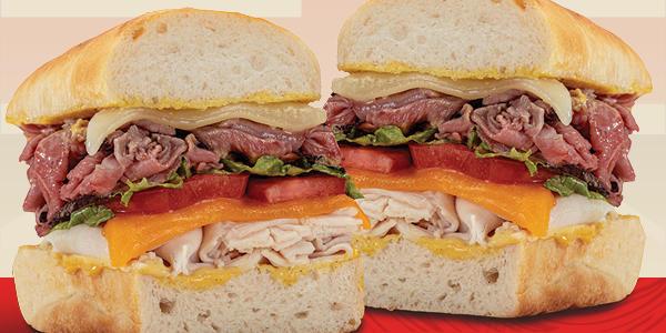 Earl of Sandwich - Earl's Feast