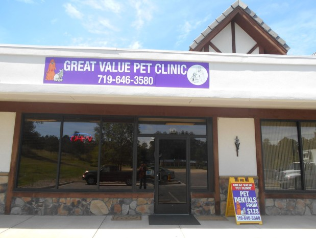 Veterinary Pharmacy in CO Colorado Springs 80908 A Great Value Pet Clinic 11580 Black Forest Rd  (719)247-9767