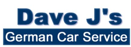 Dave J's German Car Service