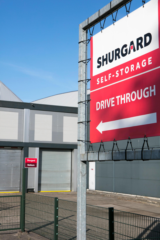 Shurgard Self-Storage Zoetermeer Industrieweg