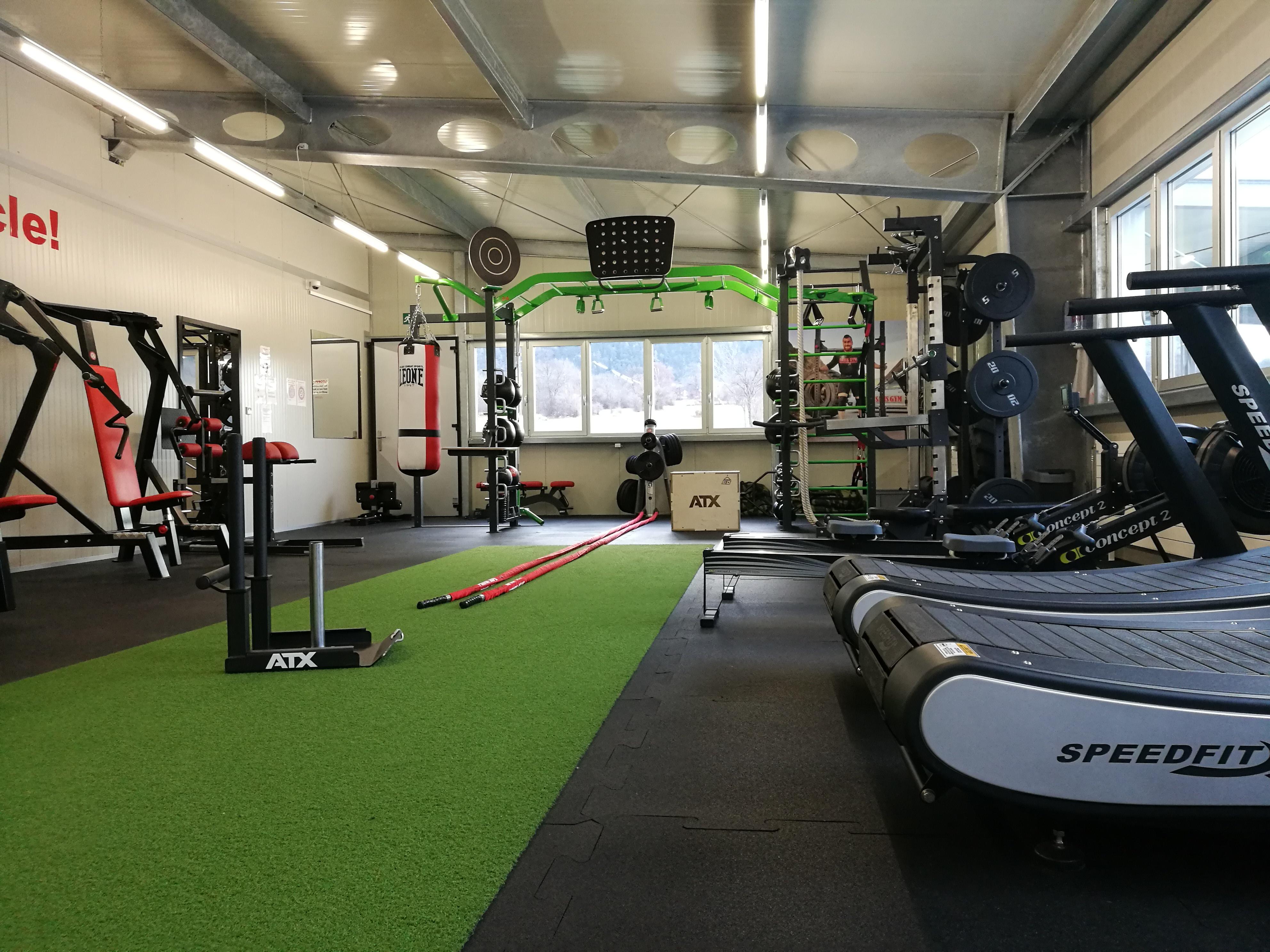 SAMS GYM - Fitnessstudio Susten