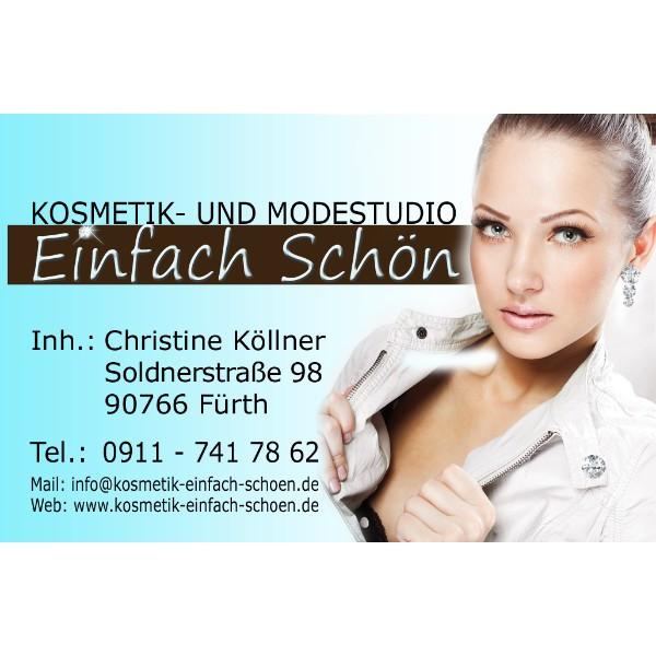 """Bild zu Kosmetikstudio """"Einfach Schön"""" Christine Köllner in Fürth in Bayern"""