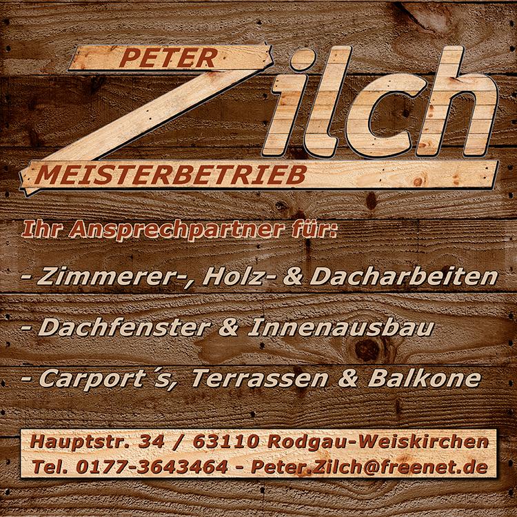Bild zu Peter Zilch Zimmerer- & Holzarbeiten GmbH in Rodgau