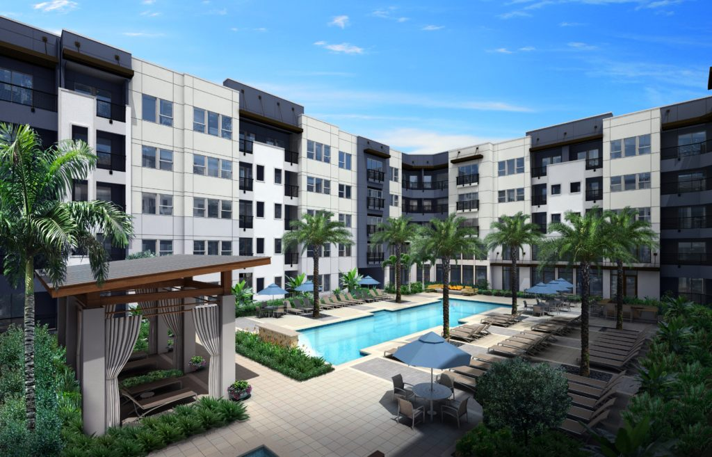Aurora By Richman Signature Properties Tampa Fl