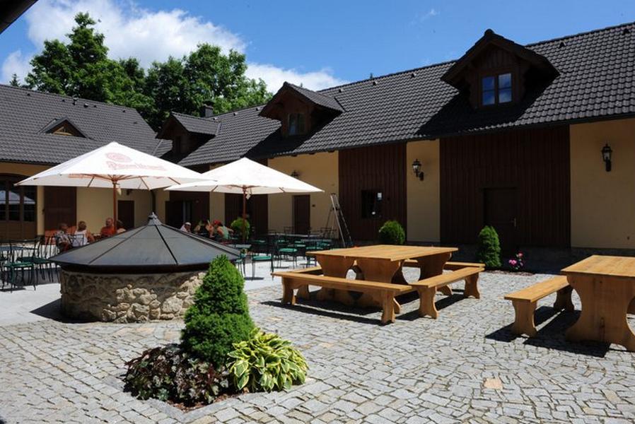 Hotel Svatý Tomáš