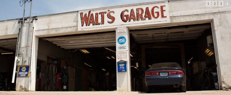 Walt's Garage Auto Repair