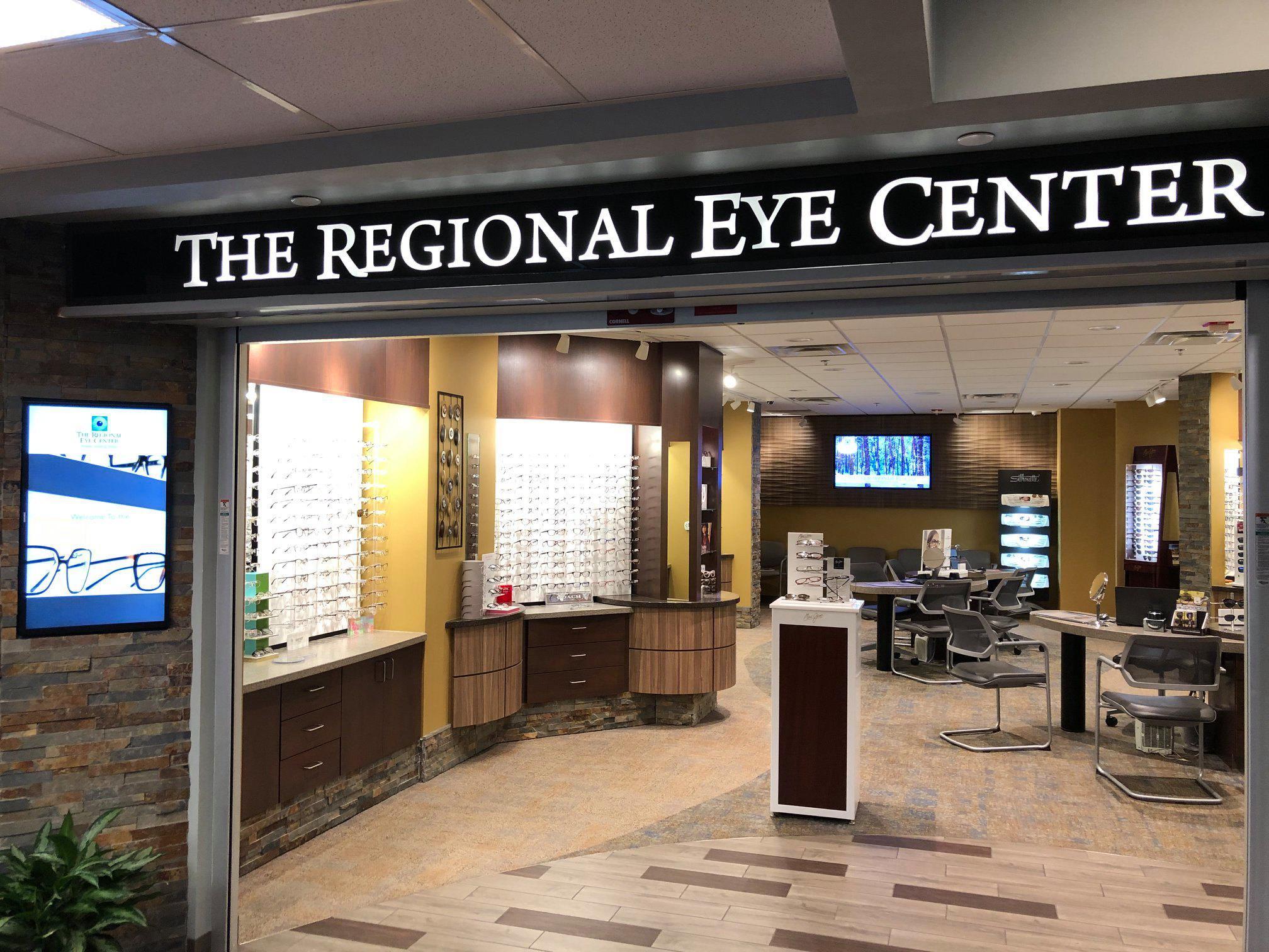 The Regional Eye Center, , Eye Care Specialist
