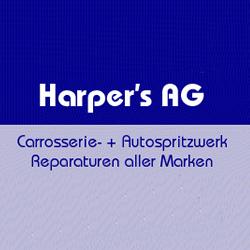 Harper's AG Carrosserie + Autospritzwerk