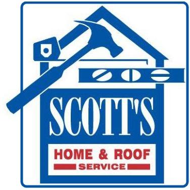 Scott's Home & Roof Service Logo
