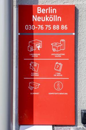 Kundenbild klein 2 Shurgard Self-Storage Berlin Neukölln