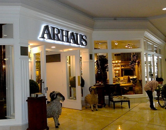 Arhaus Atlanta Georgia Ga