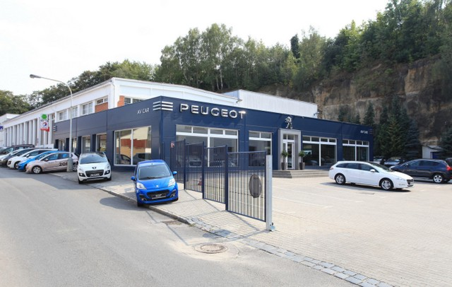 AV CAR - koncesionář Peugeot - prodej a servis vozů