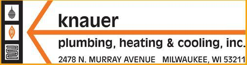 Knauer Plumbing, Heating & Cooling, Inc.