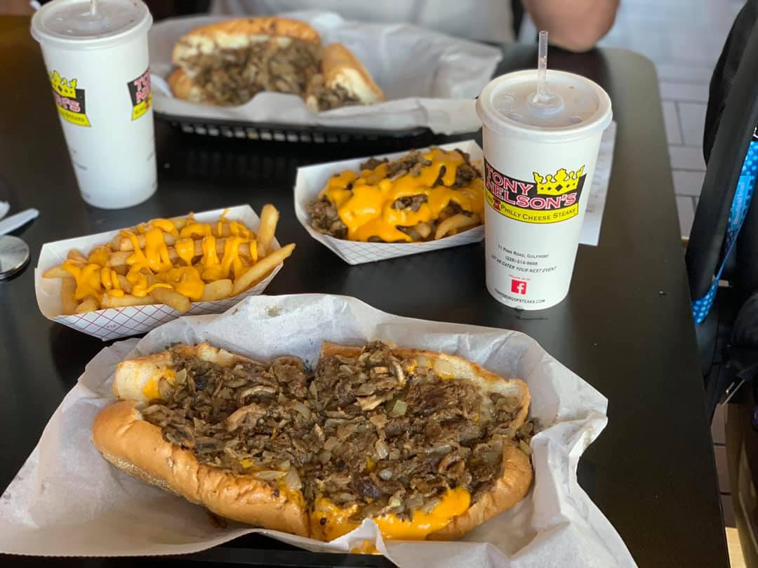 Tony Nelson's King Of Philly Cheesesteaks
