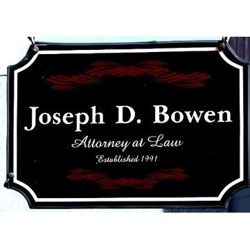Joseph D. Bowen