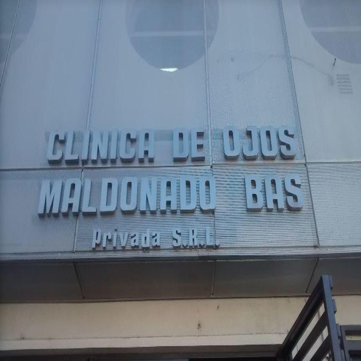 CLINICA DE OJOS MALDONADO BAS PRIVADA SRL
