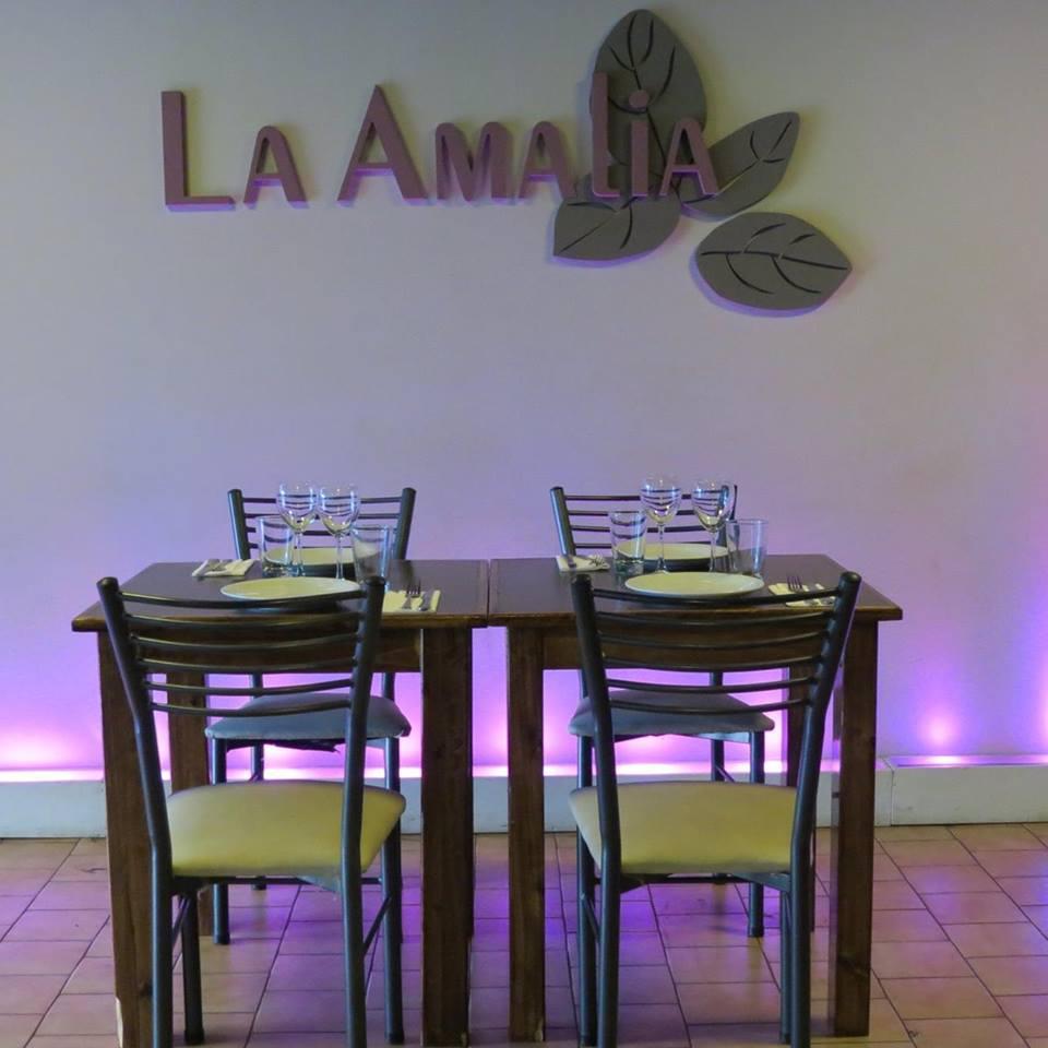 LA AMALIA RESTAURANTE