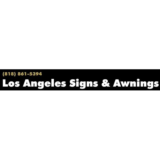 Los Angeles Signs & Awnings Logo Los Angeles Signs & Awnings Northridge (818)861-5394
