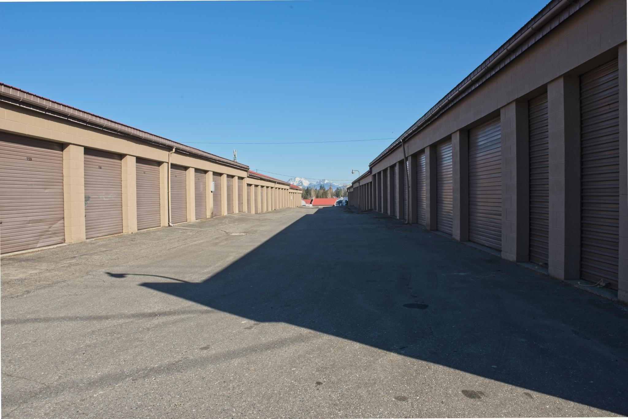 Pacific Mini Storage & Warehousing in Abbotsford