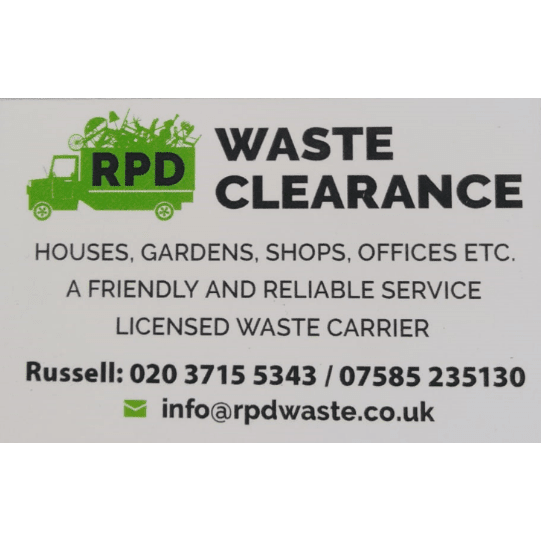 RPD Waste Clearance - Enfield, London EN3 5JH - 07585 235130 | ShowMeLocal.com